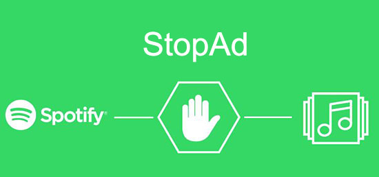block spotify ads with stopad