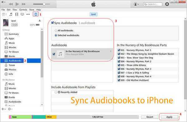 How to Play Any Audiobooks on Your iPhone