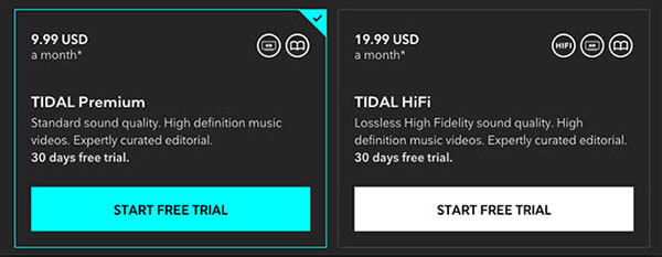 Apple Music vs Tidal: Streaming Music Side By Side Comparison