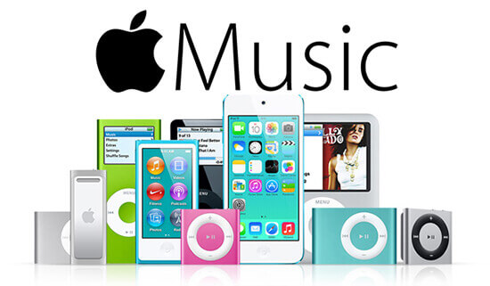 transfer apple music m4p to ipod