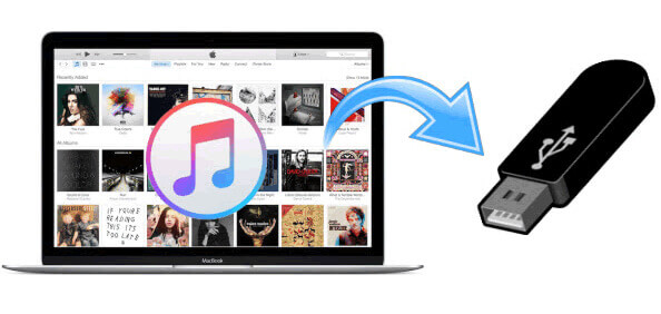 apple music to usb
