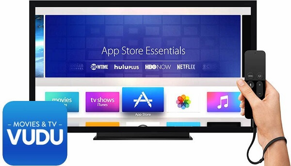 vudu for apple tv