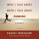 when i talk about running