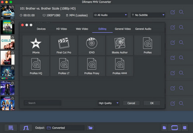 iTunes to iMovie - How Can I Add iTunes M4V Movies to iMovie for Editing