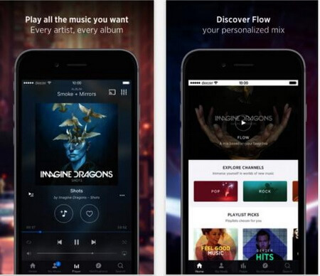 Top 10 Best iOS Music Players for iPhone XS/XR