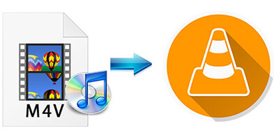 itunes m4v to vlc player